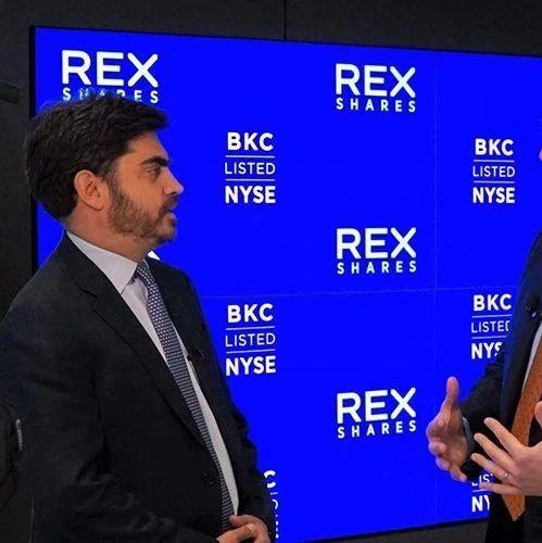 前华尔街精英Brian Kelly推出区块链ETF