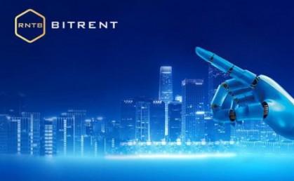 大蓝海市场,Bitrent平台抢占智能房产行业