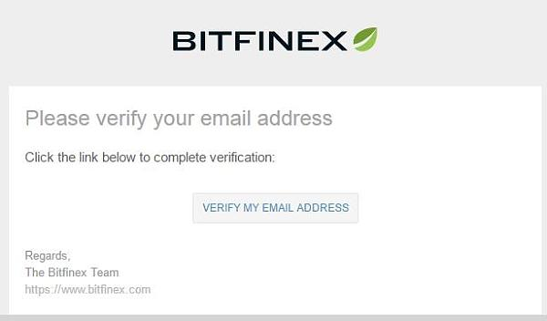 bitfinex注册邮箱验证