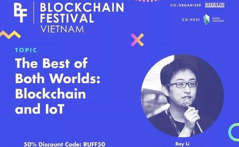 火币 Blockchain Festival 行业大会越南站, Ruff Chain 与你不见不散!