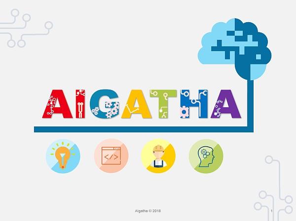 AIgatha创新AI区块链数据服务 企业、个人预测皆可用