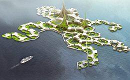 """以加密货币作为基础经济的""""浮岛项目""""即将被实现"""