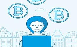 据调查显示区块链创业团队中女性比例只占8.5%