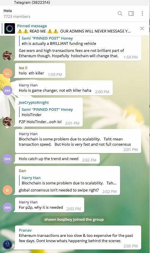 HOLO火龙果:EOS引领3.0只是一个笑话!