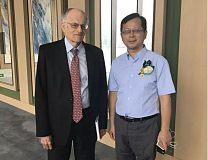 重聚:Usechain创始人曹辉宁与诺奖得主萨金特的加密货币之旅