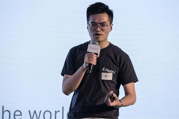 火币集团副总经理Huo Li