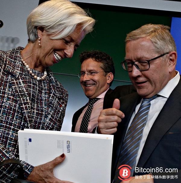 国际货币基金组织:比特币可以减少对定期债务法定货币的需求