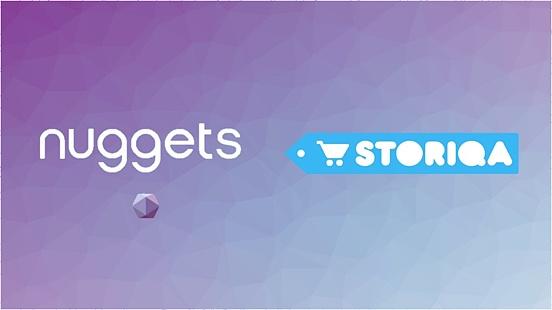 Nuggets携手Storiqa运用区块链技术推动全球电商发展