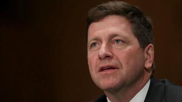 (SEC主席:区块链技术前景远大 ICO应作为证券受监管)