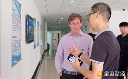 Penta首席科学家Steve Melnikoff博士受邀访问浙江大学,探讨区块链产学研联动