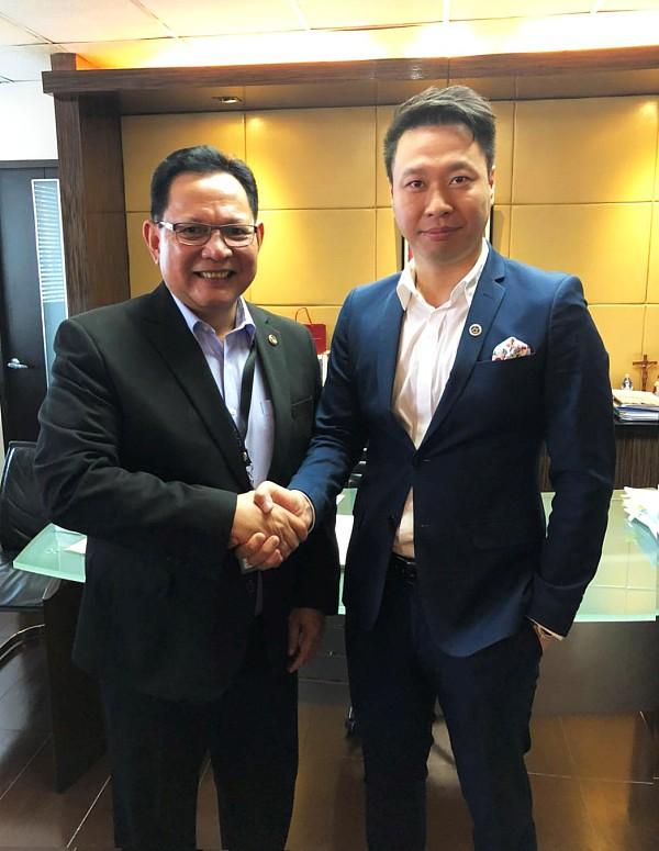 IDCG受菲律宾政府邀请实地考察项目,助推区块链落地菲律宾