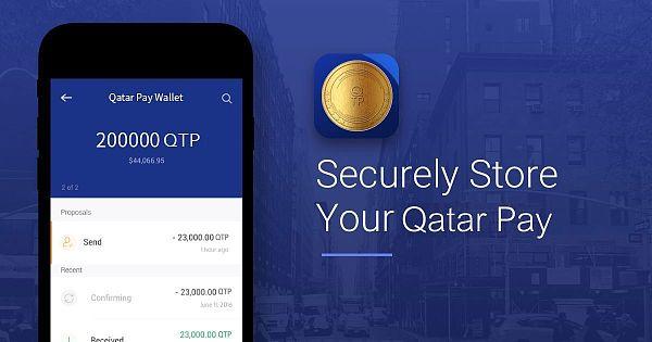 """QTP支付:用区块链打造全球版""""PayPal""""内核"""