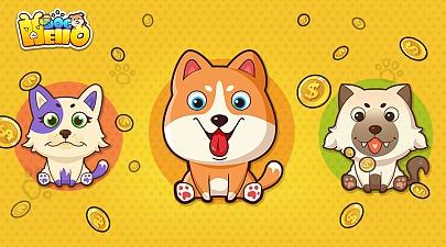 区块链游戏《Hello Dog》携OGC重磅来袭!不同于现阶段市面上的宠物养成类游戏