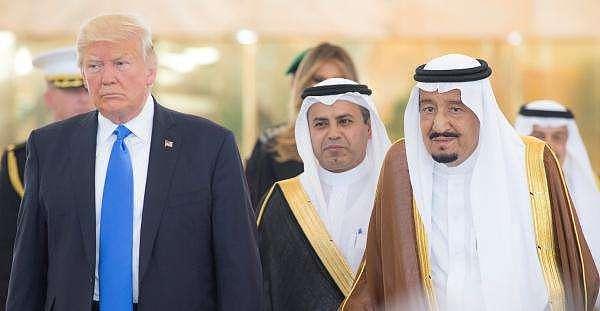 """中东外交危机:沙特精心导演的""""一出戏"""""""