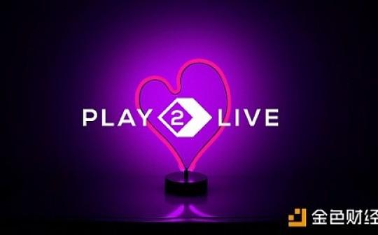 区块链流媒体平台Play2Live新增令用户尖叫的平台功能