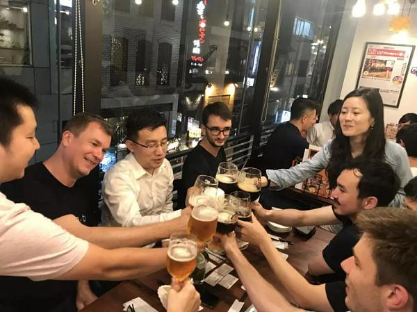 粉丝来信:从乌镇区块链大会到东京TokenSky,我与TrustNote携手前行