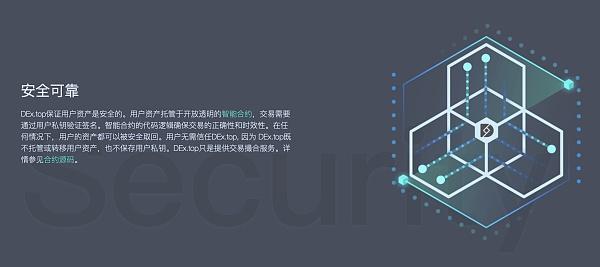 做时代的变革者DEx.top交易平台破解安全与体验困局
