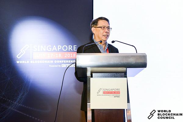 新加坡金管局学院前院长、李白金融学院院长白士泮博士