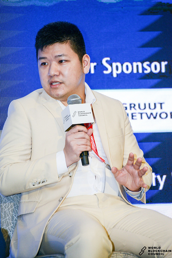 新加坡区块链学院院长Alvin Chua