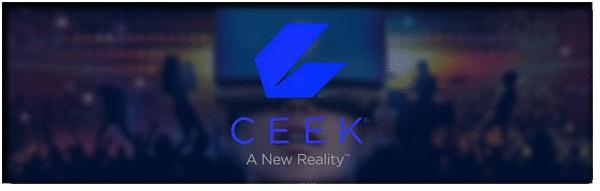 区块链技术搭载实体CEEK VR,打造独家虚拟体验