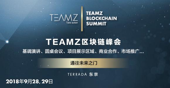 TEAMZ区块链峰会 (东京)