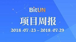 BitUN项目进展周报7.23 -7.29