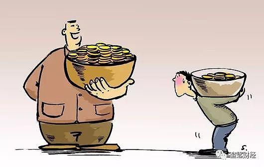 区块链缩小贫富差距,是真是假?