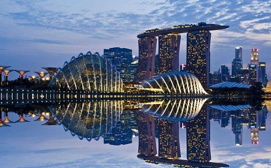新加坡:已开发出用于国际结算的区块链支付网络 支持多币种