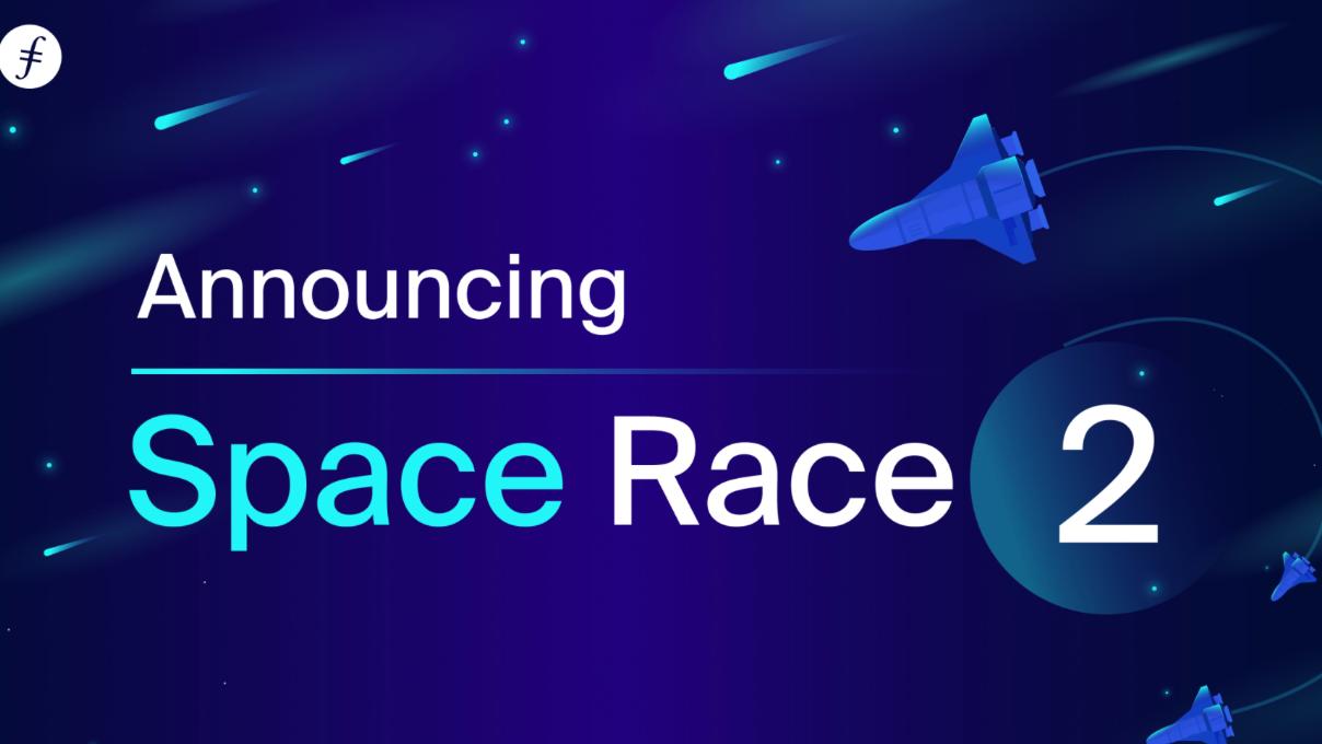 技术周刊|Filecoin开启太空竞赛第二阶段