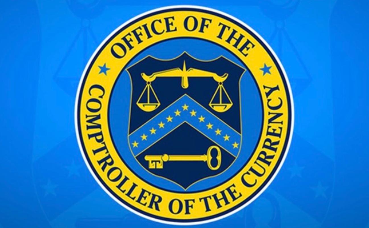 美国货币监理署:美国银行可为稳定币发行商持有储备金