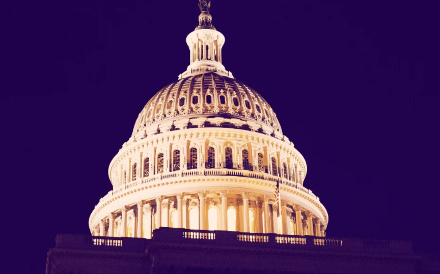 金色前哨 | 美国众议院通过数字分类法及区块链创新法