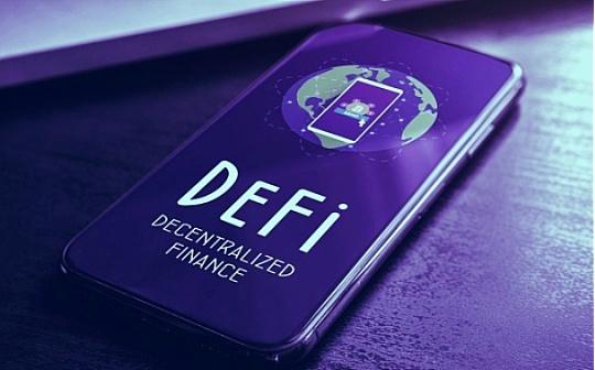 金色DeFi日报 | Uniswap总锁仓量日内持续回落 跌幅超过40%