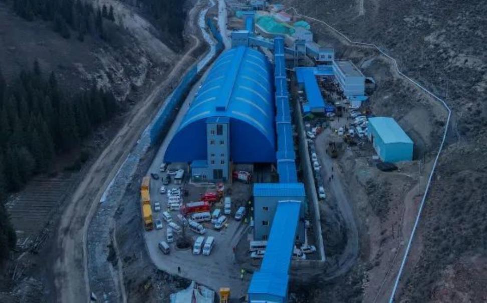 金色观察|呼图壁县煤矿事故后 比特币算力普降