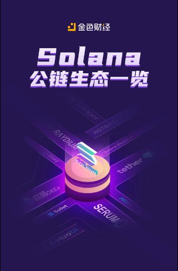 一览公链Solana生态