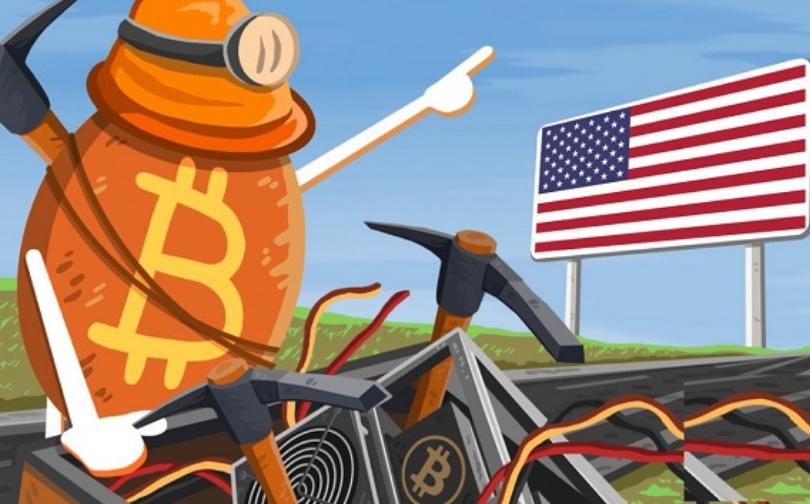 金色观察丨算力从中国转移北美对比特币会有何影响?