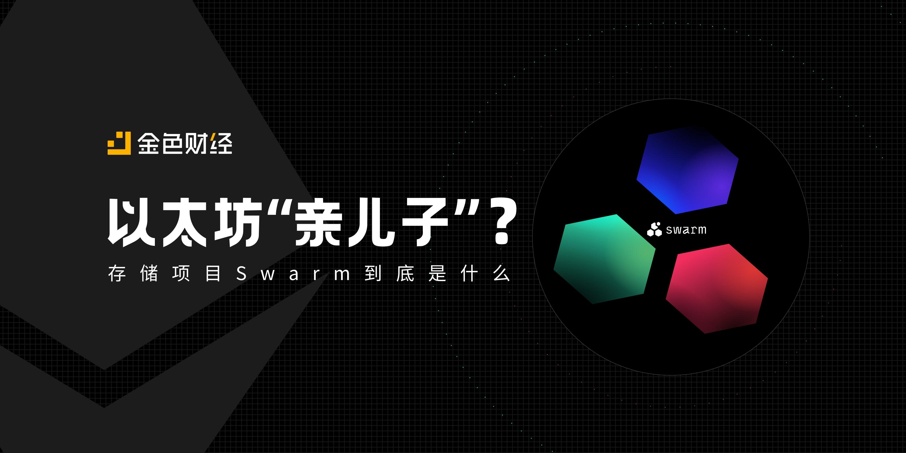"""以太坊""""亲儿子""""?存储项目Swarm到底是什么?"""